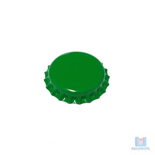 Tampa Cerveja Pry Off Verde - 100 Unidades