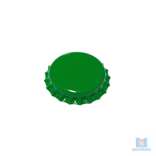 Tampa Cerveja Pry Off Verde - 10.000 Unidades