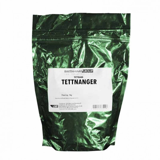 Lúpulo Tettnang Tettnanger Barth-Haas - Pct 1Kg