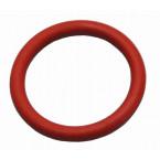 Anel O'ring de Silicone Atóxico 13,7x3,53mm - 3/8
