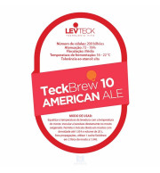 Pacote de Levedura Teckbrew 10 American Ale