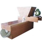 Moedor Desengaçador em madeira c/ motor 1/2 CV