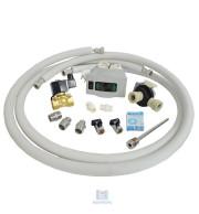 Kit de Acessórios de Glicol para Fermentador Parede Dupla - Kit Completo