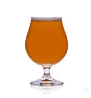 Copo com cerveja Saison Ale