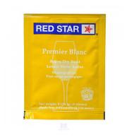 Pacote de Fermento Red Star Premier Blanc A - 5g