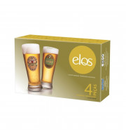 Kit Copo Cerveja Label - 4 Peças
