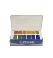 Medidor de PH Papel - Caixa com 200 fitas