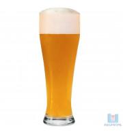 Copo com Cerveja Dunkelweizen