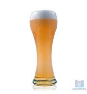 Copo com Cerveja Weiss