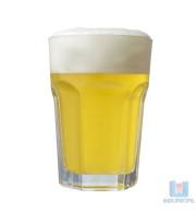 Copo com Cerveja Witbier