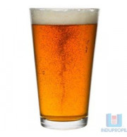 Copo com Cerveja Double IPA