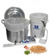 Kit de insumos 5 a 10 litros para fazer cerveja