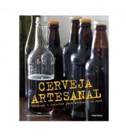 Livro Cerveja Artesanal - Técnicas e Receitas  para Produzir em Casa