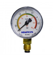 "Manômetro 60 psi x 4 bar 1/4"" BSP"