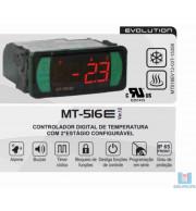 Controlador de temperatura para cerveja artesanal Full Gauge MT516E