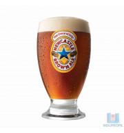 Kit de insumos para fazer o clone da Newcastle Brown Ale