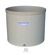 Fermentador de Uva PP na cor Bege com capacidade para 2.000 Litros