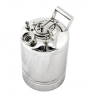 Post Mix Ball Lock 3x1 Inox 10 Litros