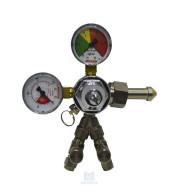 Regulador de Pressão para Chopp contendo  2 saídas