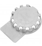 Lacre Plástico Para Barril De Chopp em Plastico - Branco