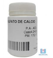 Sulfato De Cálcio (CASO4 - Puro)- 1 Kg