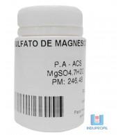 Sulfato De Magnésio (7H2O - Puro) - 1 Kg