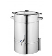 Suqueira 100 kg - Aço inox 304
