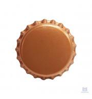 Tampa Cerveja Pry Off Cobre