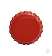Tampa Cerveja Pry Off Vermelha - 1.000 Und
