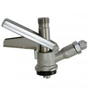 Válvula Extratora Inox para Barril Keg Tipo S 103-P