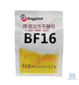 Fermento Levedura para Cerveja Angel Yeast Lager BF16 - 12 gr