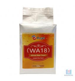 Fermento Levedura para Cerveja Angel Yeast Wheat WA18 - Pct 500 gr