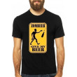 Camiseta Zombeer - Preta XG