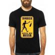 Camiseta Zombeer - Preta M