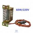 Aquecedor para Fermentador 60W/220V