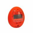 Timer Digital Modelo Oval Laranja